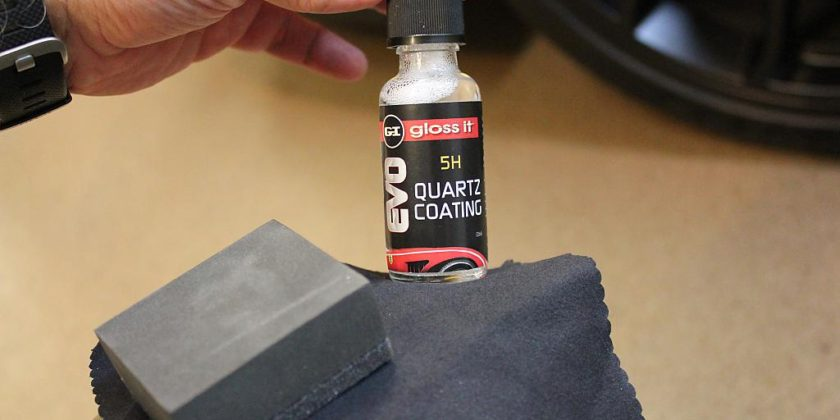 Gloss-IT EVO 5H Quartz Ceramic Coating