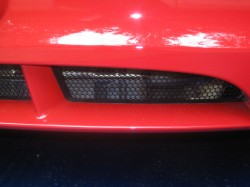 Make Your Own Cayman Rear Diffuser (Apron) Grill Mesh
